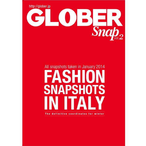 当店オリジナルのスナップ写真集 GLOBER Snap Vol.2 発売!