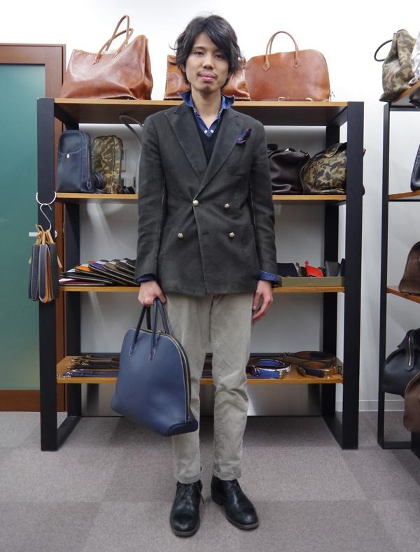 2012年3月 スナップ 安部さん