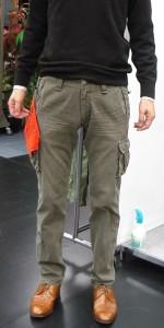 カーゴパンツ – Cargo Pants