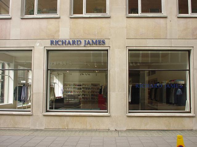 リチャード・ジェームス Richard James