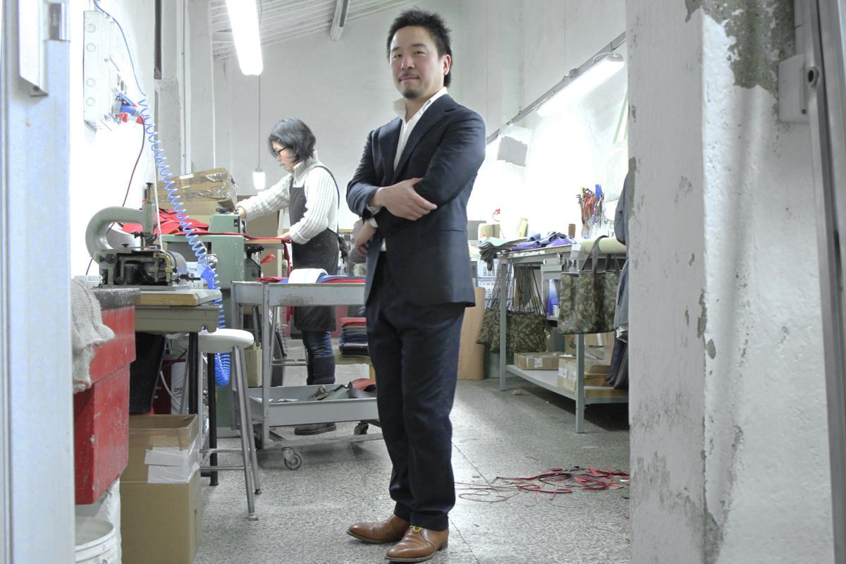 シセイの創業者 皮革製品職人である大平 智生さんにインタビュー