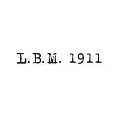 エル・ビー・エム1911 L.B.M.1911