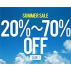 2016 Summer Sale 対象商品値下げしました!