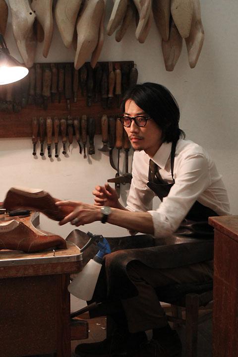 イルミーチョ 靴職人 深谷秀隆氏インタビュー